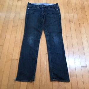 Gap 1969 Jeans Real straight size 6
